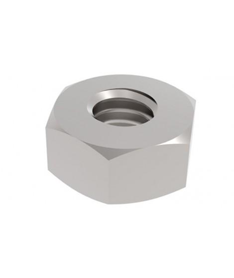 Sechskantmuttern DIN 934 / ISO 4032 5.8 gedreht