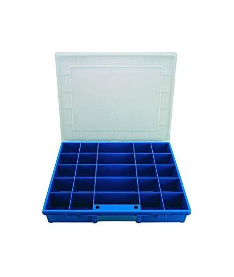 Sortimentskasten Kunststoff blau