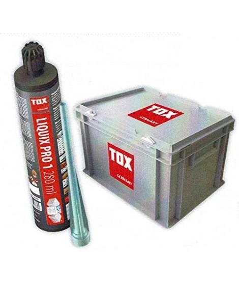 TOX-Verbundmörtel LIQUIX PRO 1 mit Zulassung (280ml) (Box 20 Stück)