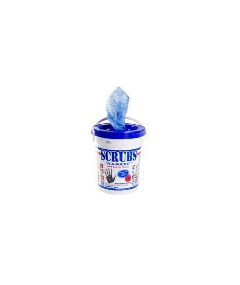 SCRUBS® Eimer Reinigungstücher 72 Stück